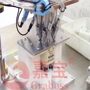 多轴熔断器全自动锁螺丝机案例