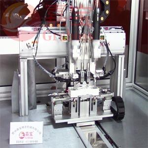 闸刀开关自动螺丝组装机案例分析