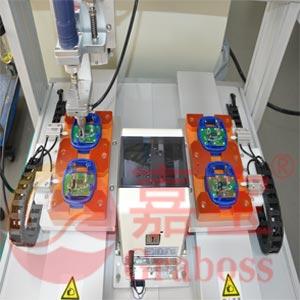 电路板自动锁螺丝机案例