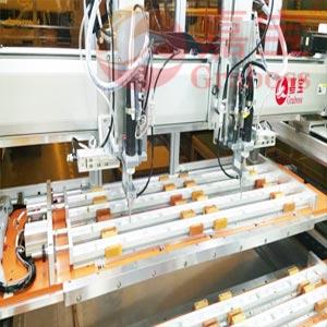 嘉宝LED灯条自动打螺丝机设计方案