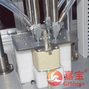 多轴伺服锁熔断器螺丝机