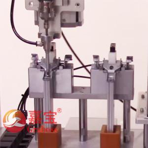 四轴吸气式锁电脑支架案例