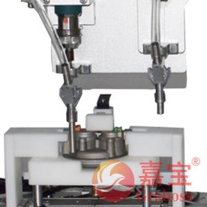 自动拧无碳刷电机螺丝机设备——气吹式