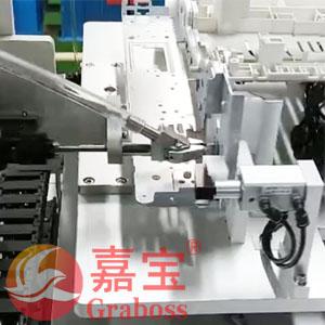 治具翻转式侧锁打印机配件螺丝机