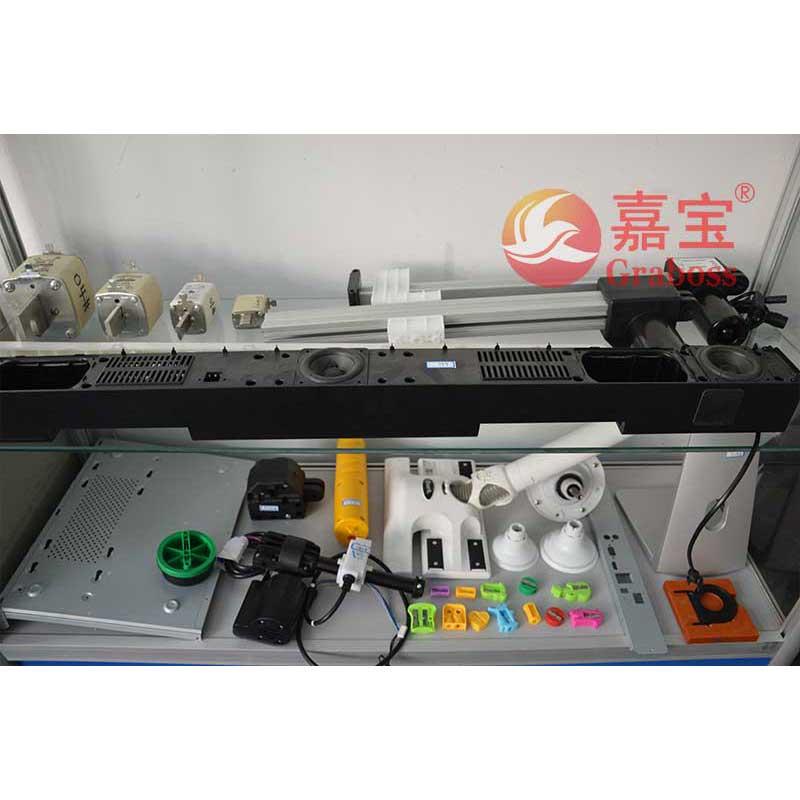 客户样品工件展示(电子电器、办公用品)