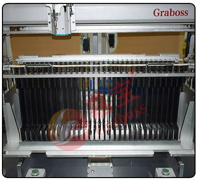 吸尘器配件载具模组