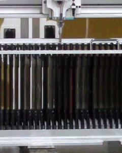 锁吸尘器配件锁付图