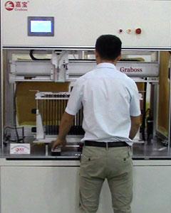 锁吸尘器配件一人操作图