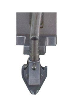 伺服自动锁电器配件螺丝机夹头图