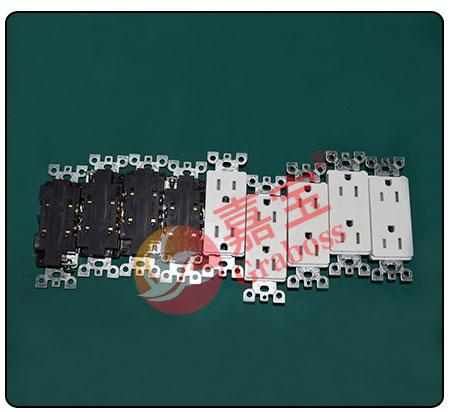 桌面型双Y轴磁吸式螺丝机锁付产品图