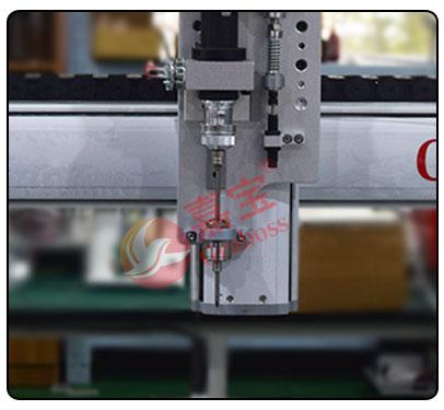 坐标型磁吸式锁插座螺丝机夹嘴图