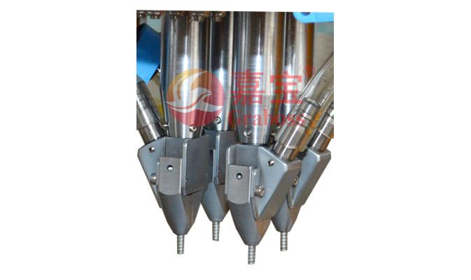 熔断器多轴全自动拧螺丝机夹头