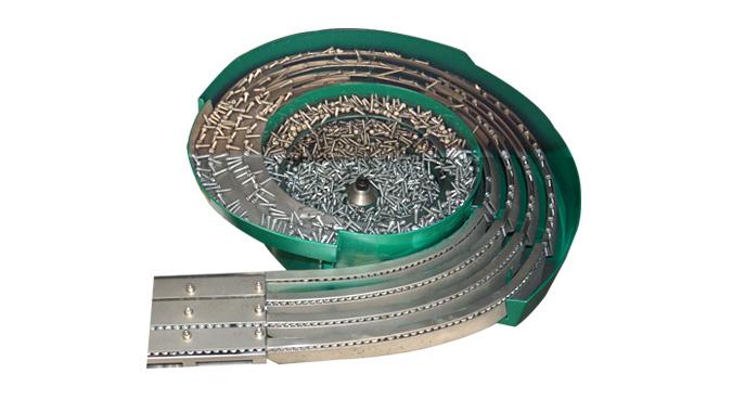 熔断器多轴全自动拧螺丝机振动盘