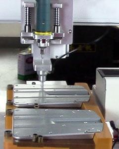 嘉宝GB-YX331-J双Y轴气吸式角垫拧螺丝机-锁螺丝机图