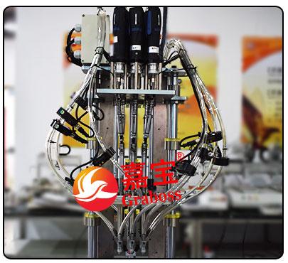 落地6轴锁水表螺丝机——电动起子图