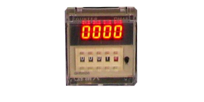 手持推拉式自动锁螺丝机数字计数器