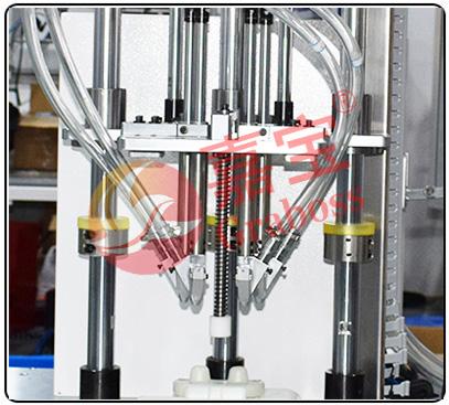 四轴气吹式锁健身器材螺丝机电动起子
