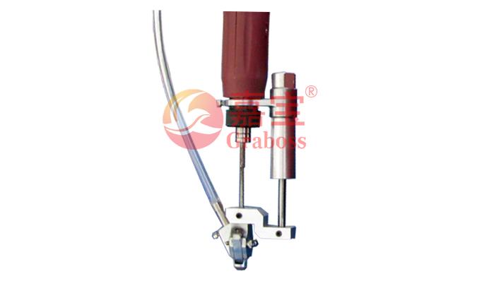 GB-H1手持套筒式锁螺丝机半自动上螺丝机-夹头图