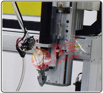 桌上气吹式锁洗车神器螺丝机头