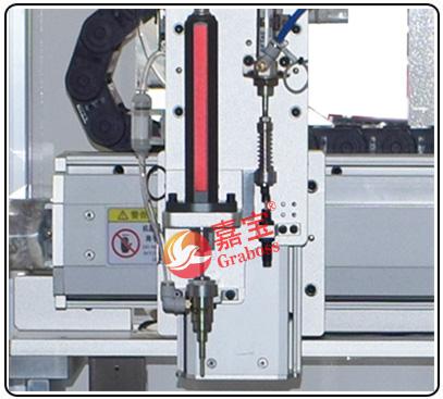 嘉宝落地双Y轴吸气式锁电子产品配件螺丝机数控起子