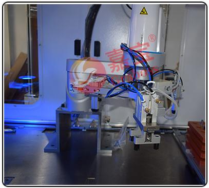 桌面双Y吸气式自动螺丝机-细节图-3