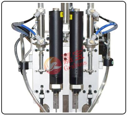 简易型桌面两轴锁电机螺丝机电动起子