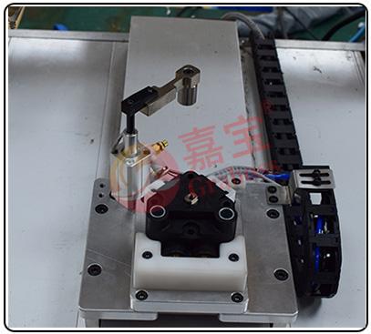 嘉宝三轴锁汽车阀门桌面型锁螺丝机