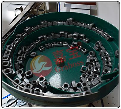 嘉宝桌面型四轴锁全自动锁螺母机