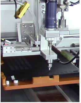 嘉宝GB-LY331落地式双工位锁笔记本后盖多轴螺钉机-自动送料图