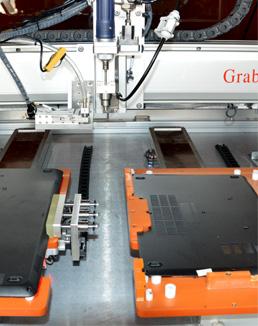 嘉宝GB-LY331落地式双工位锁笔记本后盖多轴螺钉机-效率图