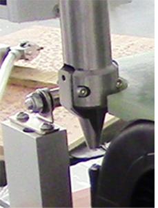 嘉宝GB-S331-J桌面型三轴气吹式空调蒸发风机拧螺丝机-自动送料图