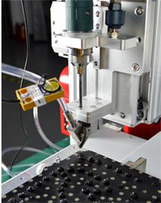 嘉宝GB-S331滤波器三轴锁螺丝机-效率图
