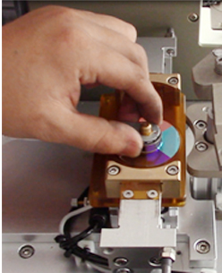 嘉宝GB-YX331-J投影仪色板全自动双Y轴锁螺丝机-操作图