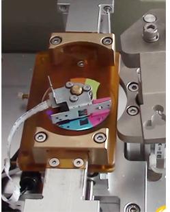 嘉宝GB-YX331-J投影仪色板全自动双Y轴锁螺丝机-效率图
