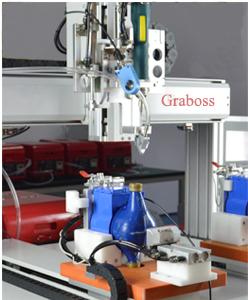 嘉宝GB-Y331-J水表锁螺丝机-效率图