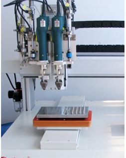 嘉宝GB-Y331-2D桌面型螺丝机双头双工位自动锁螺丝机-效率图