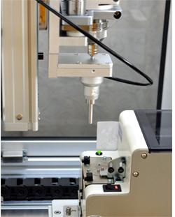嘉宝GB-ZS61515剃须刀多功能流水线锁螺丝机-自动送料图