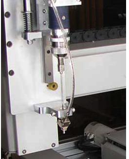嘉宝GB-Y331-L落地式双Y轴车载WIFI拧螺丝机-自动送料图