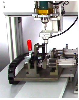 嘉宝GB-YX331双Y轴吸气式汽车把手自动送锁螺丝机-效率图