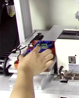 嘉宝GBL-Y331气吸式双Y轴锁电路板螺丝机-操作图