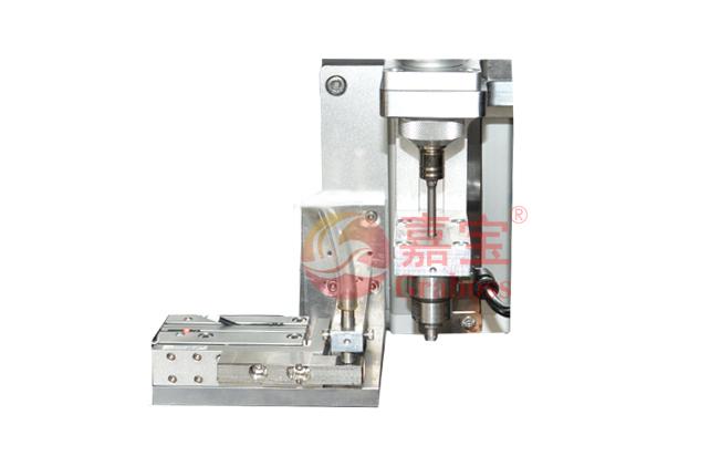 嘉宝GBL-CX331落地吹吸式自动锁塑料配线箱螺丝机-夹头图-3
