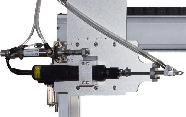 嘉宝三极管螺丝机-效率图