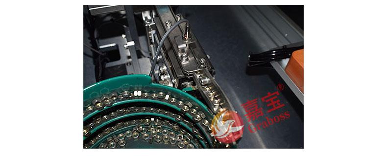 全自动锁螺母机-锁通信配线箱全自动螺母植入设备