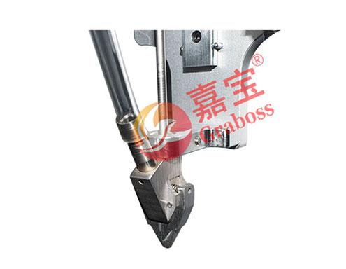 嘉宝GB-T331三轴吹气式锁电池组外壳电器配件全自动拧螺丝机夹头