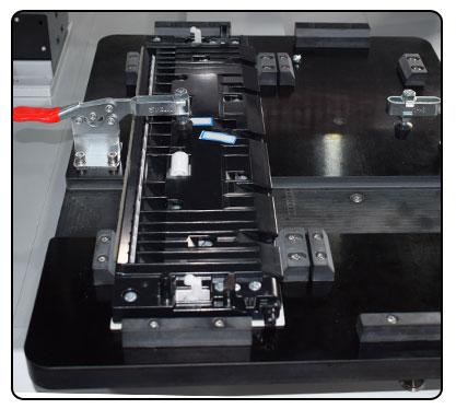 桌面型三轴吸气式锁打印机进纸器自动螺丝机-细节图-1