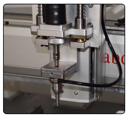 大型锁打印机配件螺丝机头