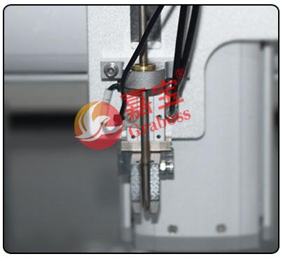 桌面型四轴双Y锁苹果配件螺丝机头