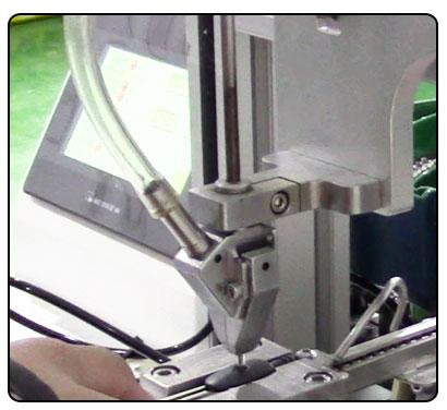 自动锁螺母设备锁圆规螺丝机头