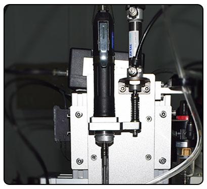 自动螺母植入设备锁圆规电动起子