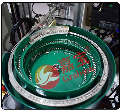 自动螺母植入设备锁圆规震动盘